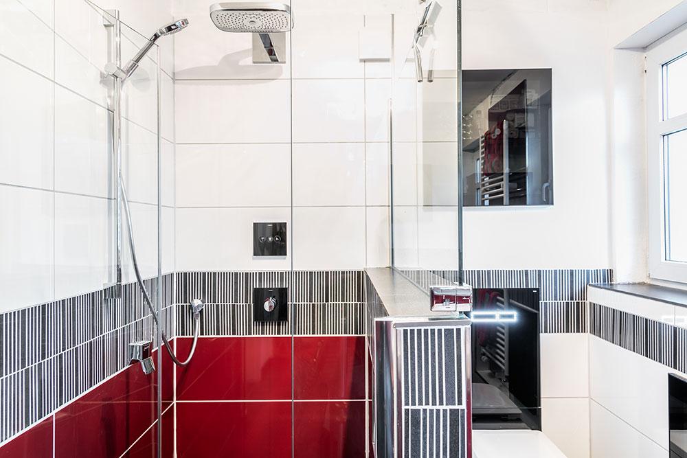 Ein Badezimmer Ist Heute Mehr Als Ein Praktisch Ausgerichteter Nutzraum.  Attraktive Verfliesungen, Edle Armaturen Und Moderne Einrichtungskniffe  Machen Aus ...